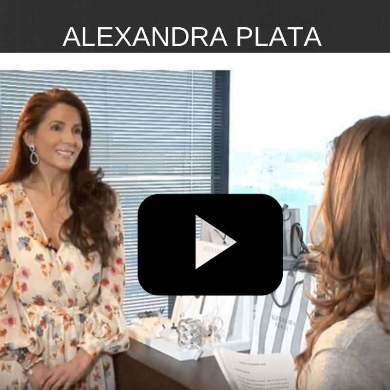 Alexandra Plata entrevista