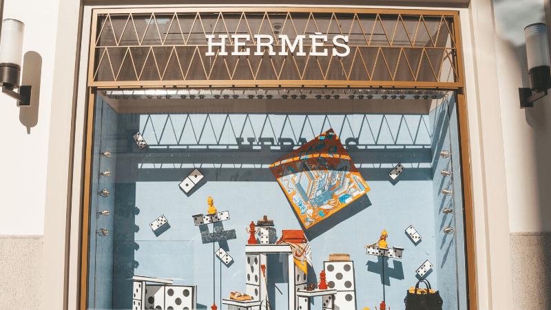 Industria del lujo Hermes