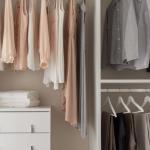 cómo organizar tu armario eficientemente