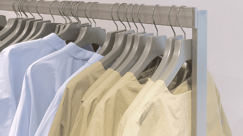 prendas colores armario