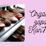 organizar zapatos KonMari metodo